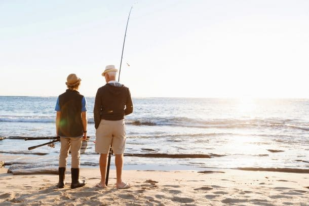 seniors-fishing-in-hot-weather-610x407